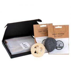 brievenbus-cadeautje-loofah-konjac-zwart-loofys