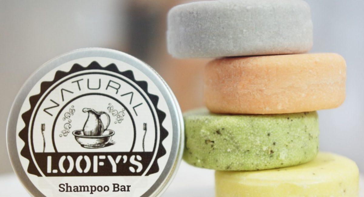 Loofy's Shampoo Bars